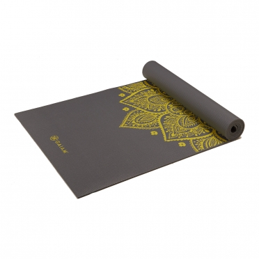 Gaiam Citron Sundial yogamat (5mm)
