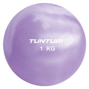 Tunturi Yoga Toning Bal 1 kg paars 14TUSYO003