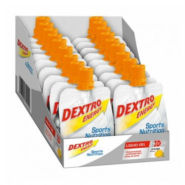 Dextro Energy Liquid gel orange 18 x 60ml