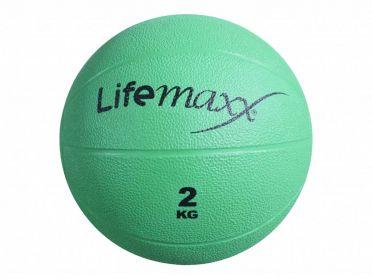Lifemaxx Medicine Ball 2 KG LMX 1250.02