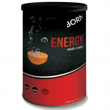 Born Energy Can Multi Carbo 540 gram (3.6 liter)