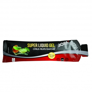 Born Super liquid gel citrus fruits box 12 x 55 ml