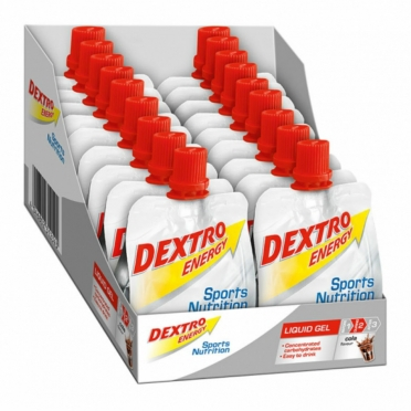 Dextro Energy Liquid gel cola 18 x 60ml
