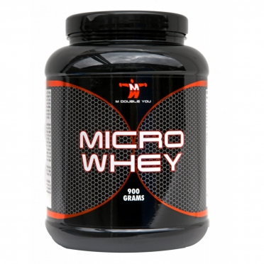 M Double You Micro Whey 900 gram
