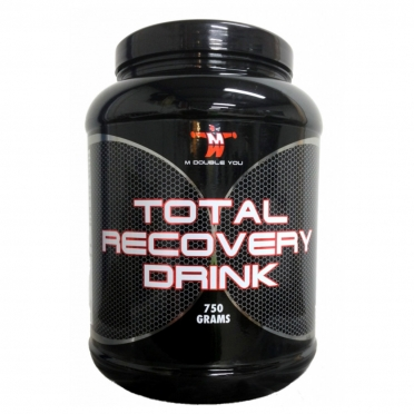 M Double You Total Recovery Drink 750 gram