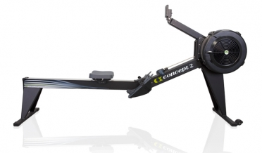 Concept2 roeitrainer model E display PM5 zwart