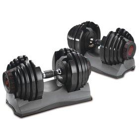 DKN verstelbare halterset 24 kg (20189)
