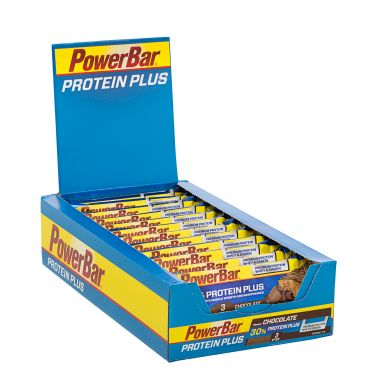Powerbar Protein plus 30% bar chocolade 15 x 55 gram