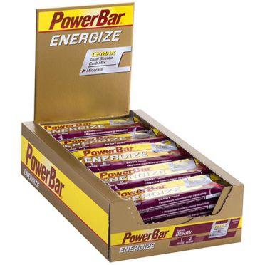 Powerbar Energize bar energiereep bes 25 x 55 gram