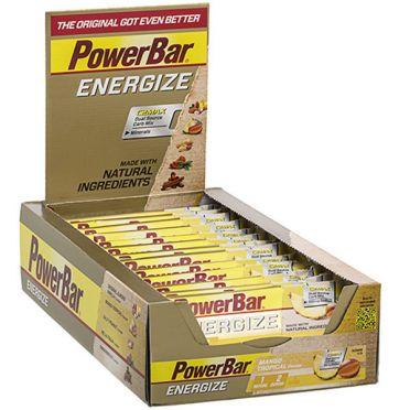 Powerbar Energize bar energiereep mango 25 x 55 gram