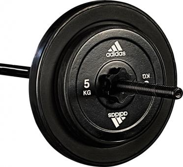 Adidas Gewichtschijf 5 kg (1 stuk)