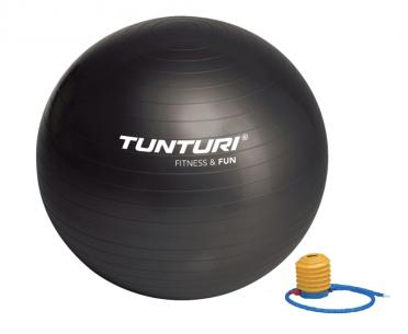 Tunturi Gymbal 65 cm zwart