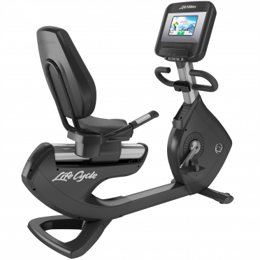 LifeFitness ligfiets Recumbent Bike Platinum Club Series Discover SI WIFI PCSRI