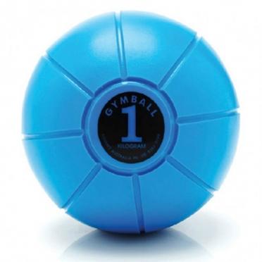 Loumet Gymball 1 kg - blauw
