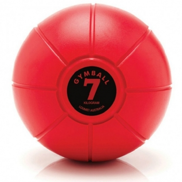 Loumet Gymball 7 kg rood