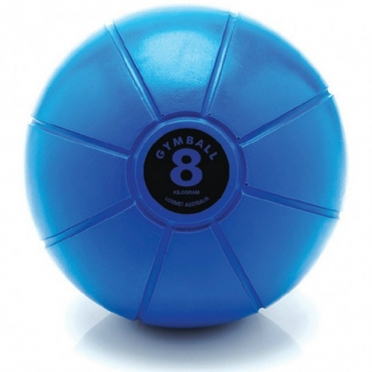 Loumet Gymball 8 kg blauw
