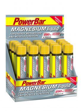 Powerbar Magnesium ampuls 20 x 25 ml