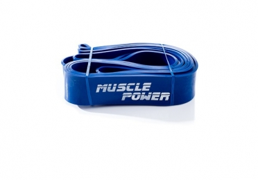 Muscle Power XL Power Band Blauw Extra Heavy MP1402