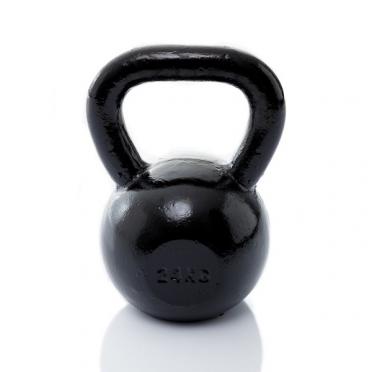 Muscle Power Gietijzeren Kettlebell 24 KG MP1300