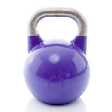 Muscle Power Competition Kettlebell Paars 20 KG MP1302