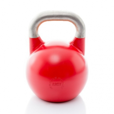 Muscle Power Competition Kettlebell Rood 32 KG MP1302