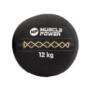 Muscle Power wall ball kevlar 12 kg