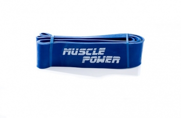 Muscle Power Extra Heavy Power Band MP1401-Blauw