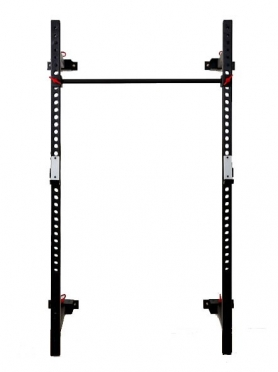 Muscle Power Inklapbaar Squatrek Wandmodel MP101