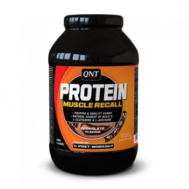 QNT Protein muscle recall chocolade 1500 gram