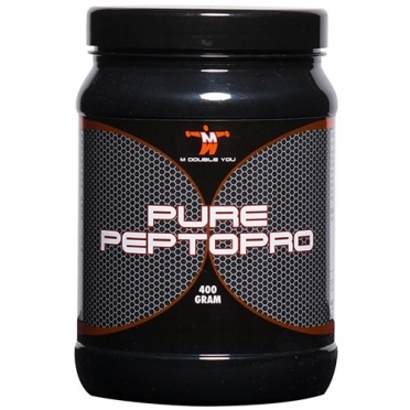 M Double You Pure PeptoPro 400 gram