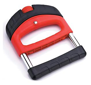Tunturi instelbare handtrainer licht 14TUSFU008