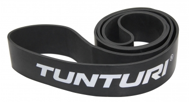 Tunturi Power band extra zwaar zwart