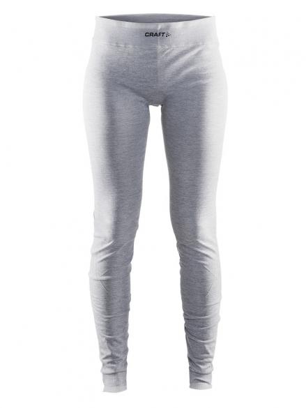 Craft Active Comfort lange onderbroek grijs dames  1903715-1950