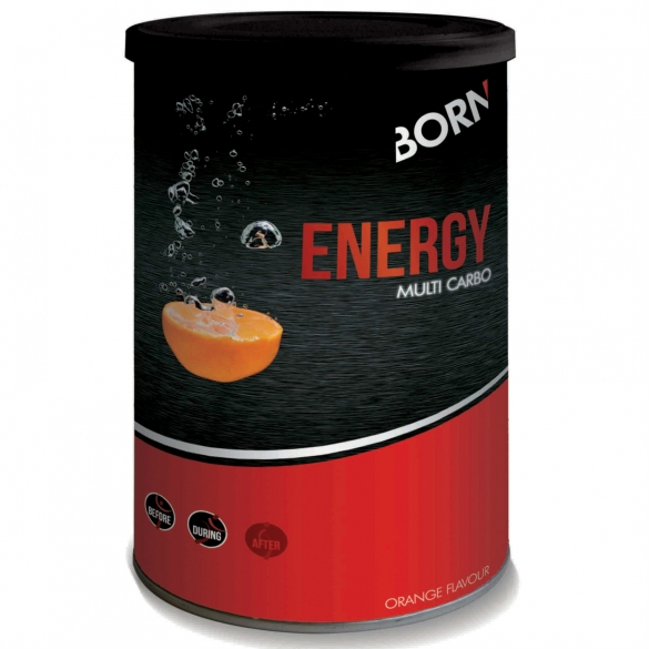 Born Energy Can Multi Carbo 540 gram (3.6 liter)  BORNENERGYCAN540