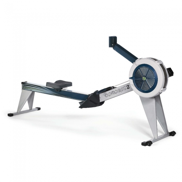 Concept2 roeitrainer model E display PM5 grijs CO2EPM5GRIJS
