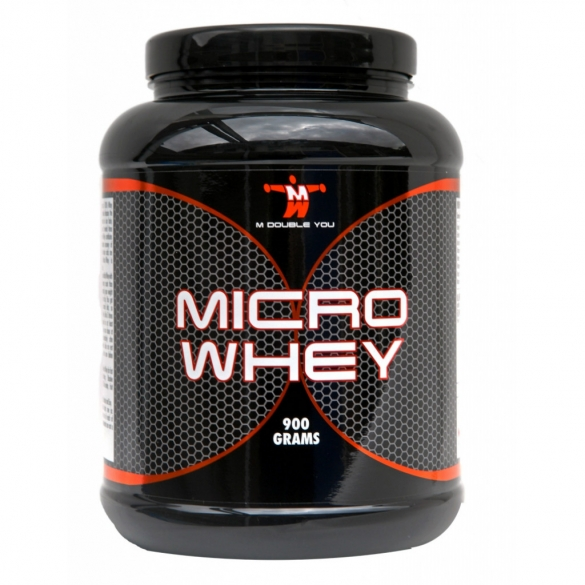 M Double You Micro Whey 900 gram  2009