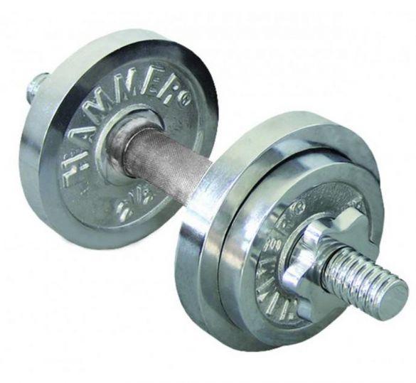 Finnlo Halterset Chroom 10 kg (6750)  F6750