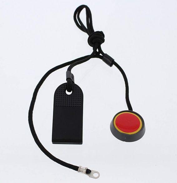 Life Fitness 93T loopband noodstop met koord  AK58-0322-0000