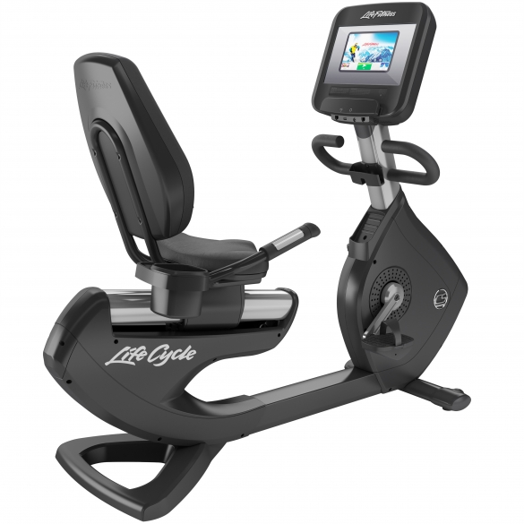LifeFitness ligfiets Platinum Club Series Discover SI WIFI demo  PCSRI