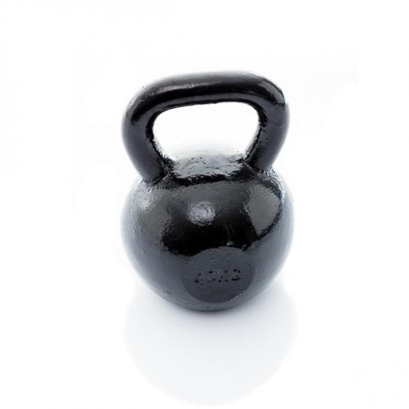 Muscle Power Gietijzeren Kettlebell 40 KG MP1300  MP1300-40