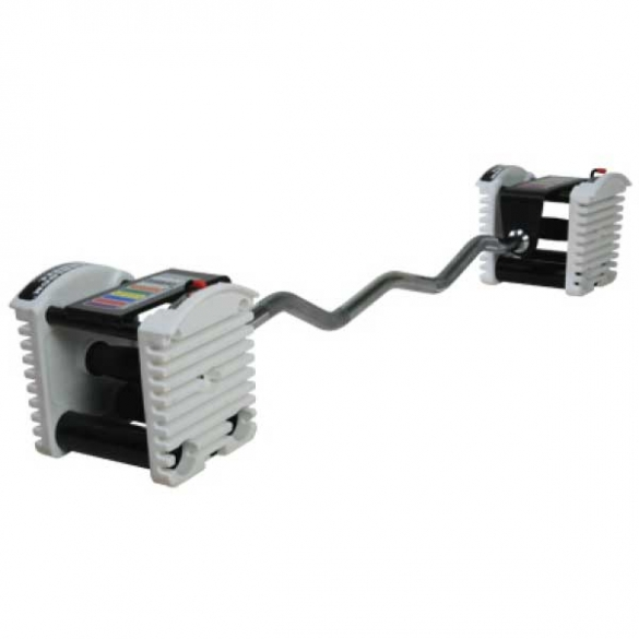 PowerBlock Urethane EZ Curl Bar  425010