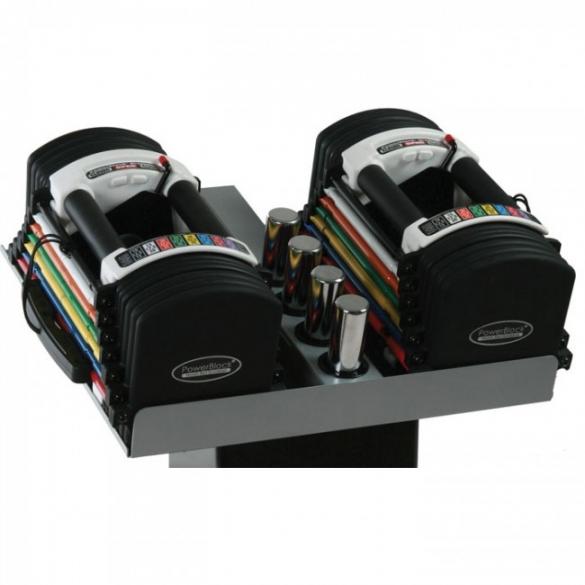 PowerBlock Flex U70 Stage II (5 - 60 lbs per paar)  420222