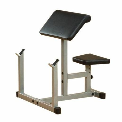 Body-Solid Powerline Preacher curlbank  PPB32X