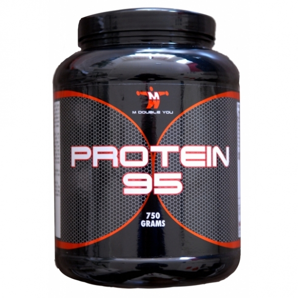M Double You Protein 95 750 gram  2000