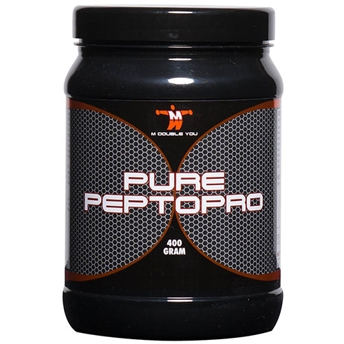 M Double You Pure PeptoPro 400 gram  2060PEPT