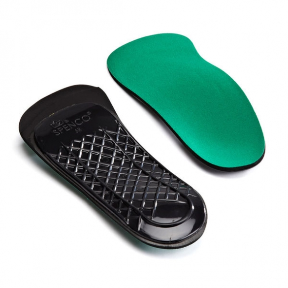 Spenco RX Orthotic Arch Support 3/4 Length inlegzolen  60201