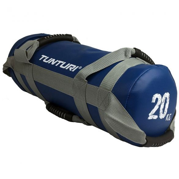 Tunturi Strengthbag 20kg blauw  14TUSCL364