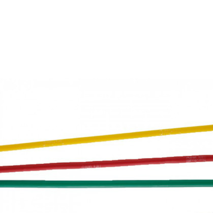 Thera-band set Tubing 1,8 meter (3 lichte tubings) 293102  293102
