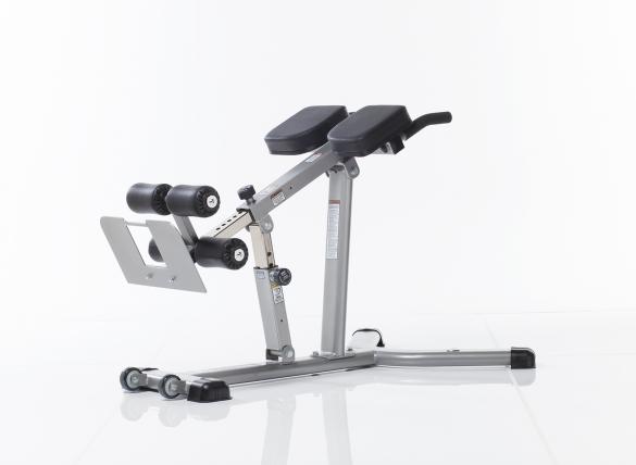 Tuff Stuff Adjustable Hyper Extension Bench rugtrainer  CHE 340