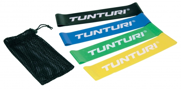Tunturi Mini Weerstand Band Set 14TUSYO016  14TUSYO016
